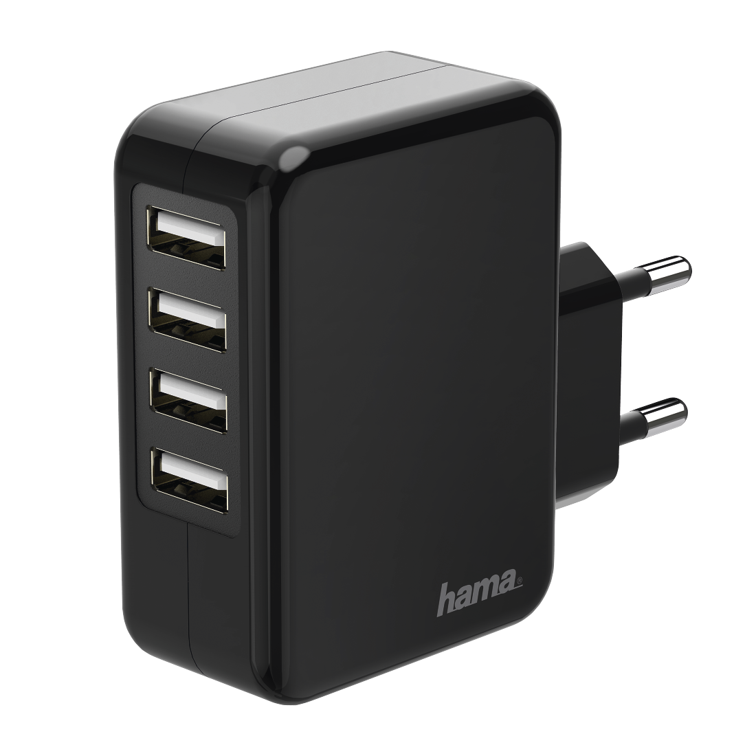 Chargeur USB 4 ports