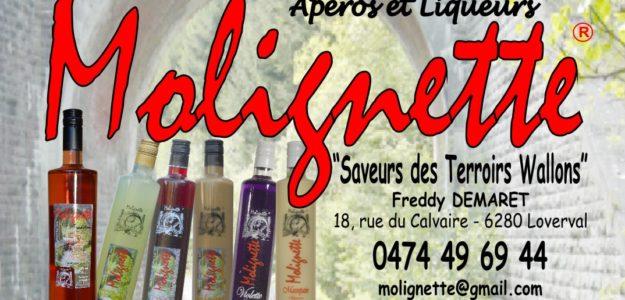 Apéros et Liqueurs MOLIGNETTE